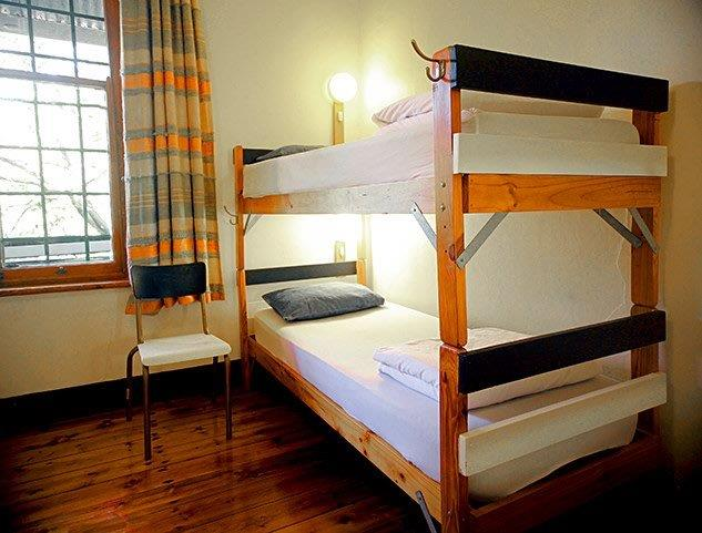 Accommodation during tour in Cape Town