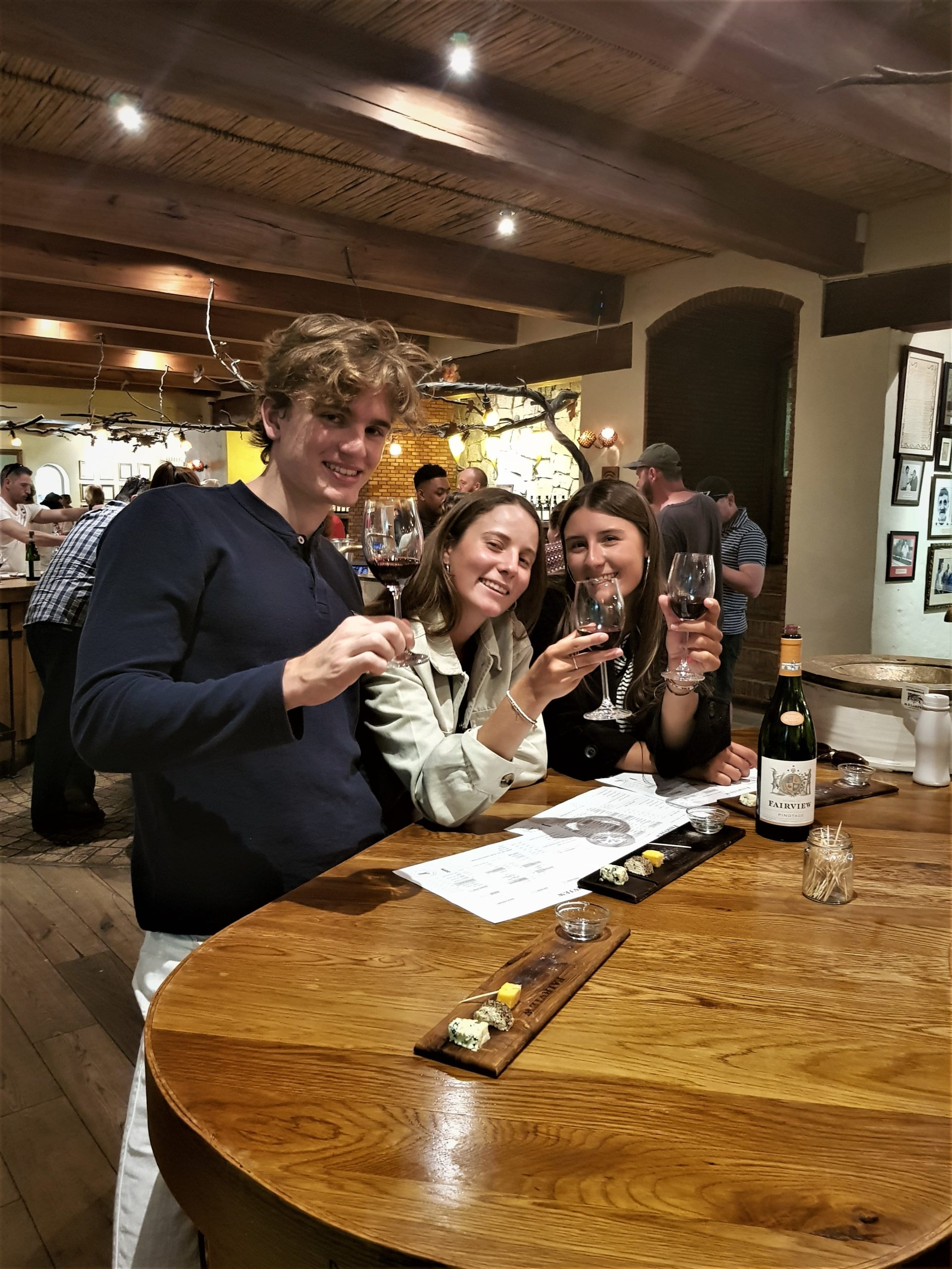 Wine tasting tour in Cape Town